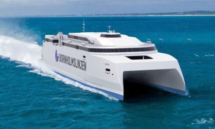 Grupo tecnológico de Wärtsilä proporcionará las soluciones de propulsión para un nuevo ferry de alta velocidad