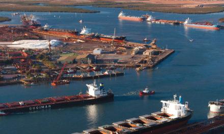 Hay planes en marcha para construir un centro internacional de abastecimiento de GNL en Pilbara