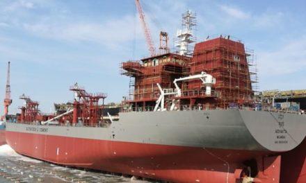 IRClass supera los desafíos de la pandemia al poner a flote un nuevo buque cementero en China