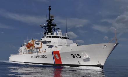 La «Construcción Naval del Este» pone la quilla para la primera patrulla costera tipo Patrol Cutter en Estados Unidos