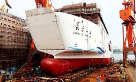 La CSSC ha cerrado un contrato para doce buques tanqueros de doble combustible