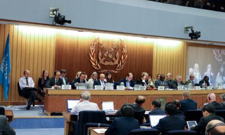 La OMI pospone más reuniones debido al COVID-19 pero comienza a reprogramar los planes