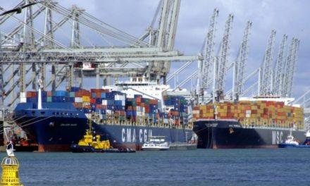 Las lineas navieras negociaron en abril pero se preparan para la tormenta que se avecina