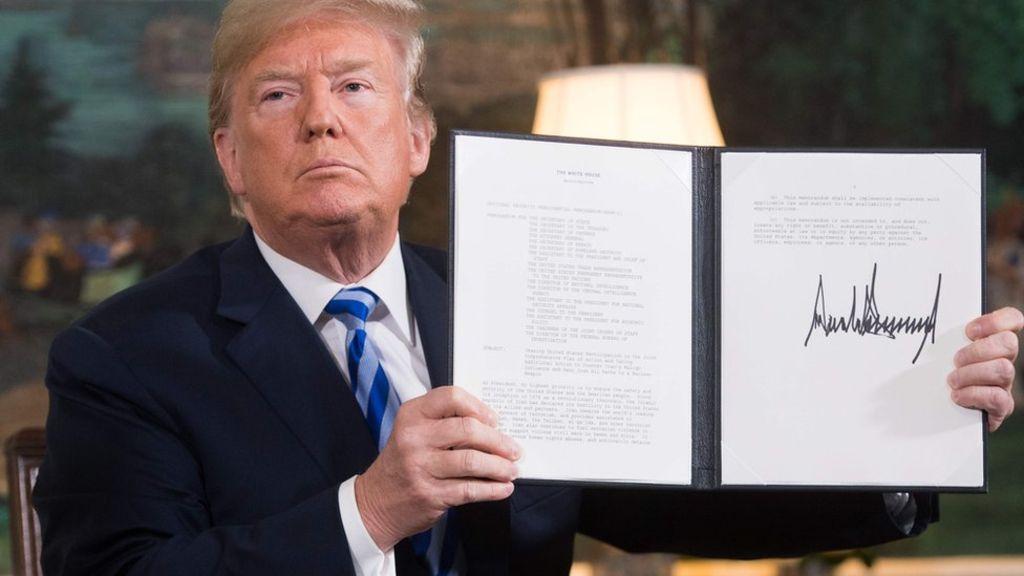 La Administración de Donald Trump emite un aviso marítimo mundial para evitar el riesgo de sanciones