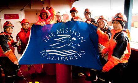La «Misión a los Marinos» apoya al gobierno filipino en la repatriación de los tripulantes
