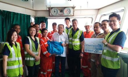 La Organización de Marinos de Singapur ayudará a la gente de mar sin empleo a bordo