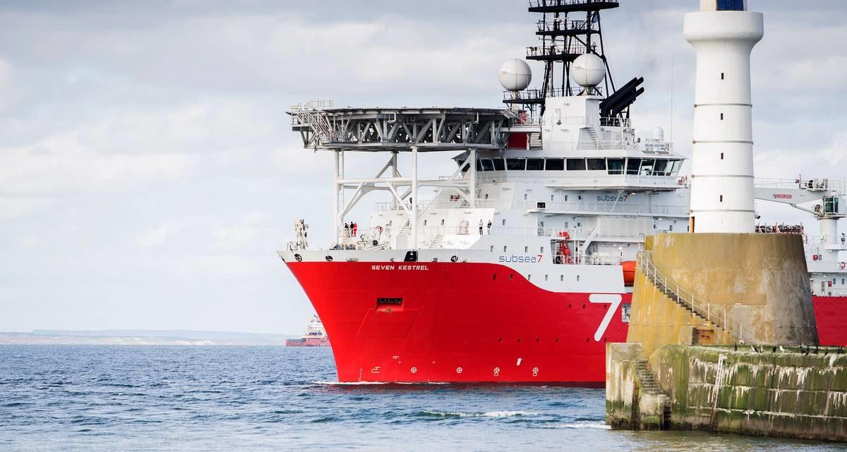 La empresa Subsea 7 despide 3.000 trabajadores y reduce su flota debido al flojo mercado del petroleo