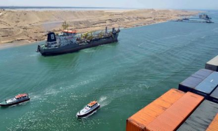 Los armadores asiáticos están consternados por el aumento en las tarifas de los canales de Panamá y de Suez