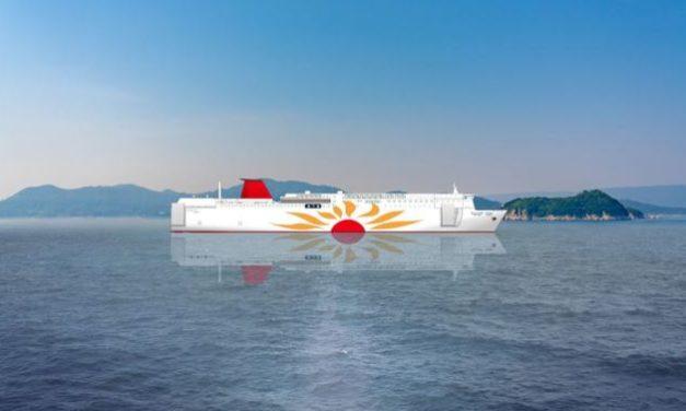 Los primeros transbordadores de GNL construidos en Japón serán atendidos por Wärtsilä Solutions
