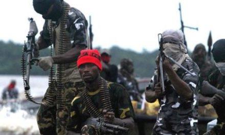 Marineros georgianos han sido liberados tras ser secuestrados por piratas en el Golfo de Guinea