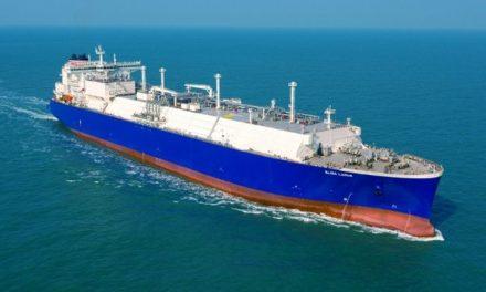 NYK JV recibe la entrega de un nuevo buque LNGC con una capacidad de 174.000 metros cúbicos