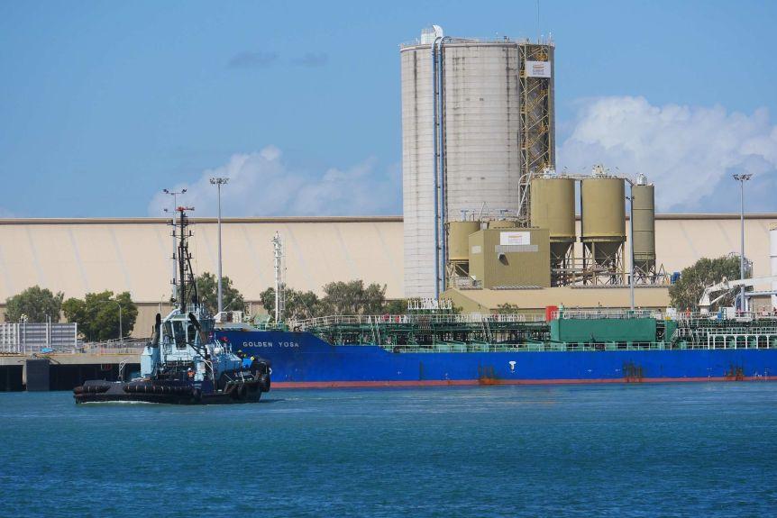 «No hay riesgo para el público»: Shipping Australia cumple con las restricciones del COVID-19