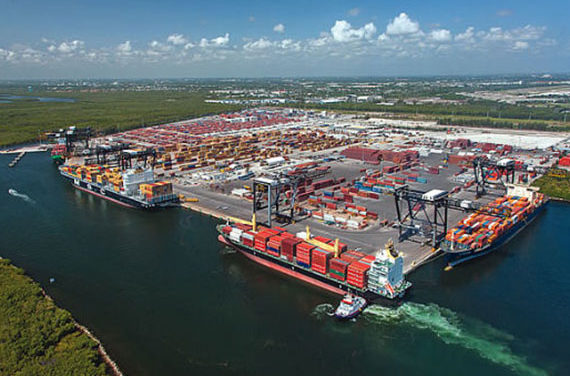 Port Everglades avanza con una inversión de 1.600 millones de dólares en infraestructura