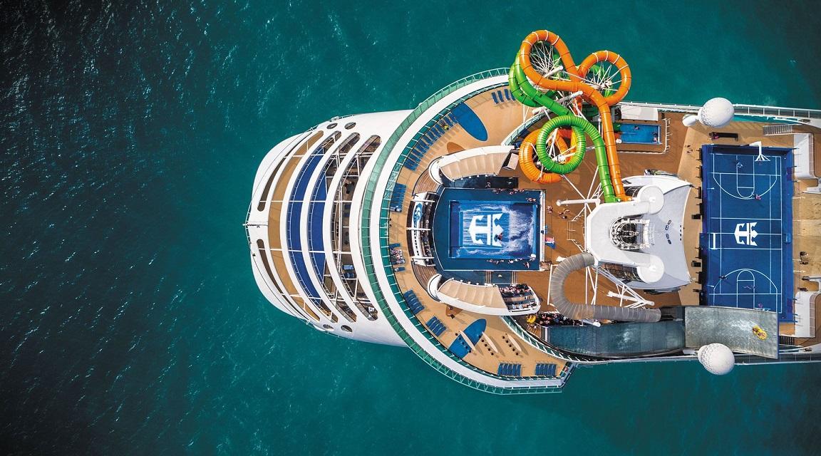Royal Caribbean Cruises espera volver al servicio el 1 de agosto de 2020
