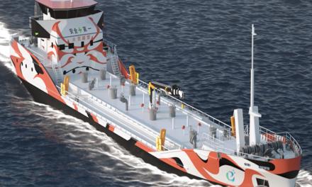 Siete empresas japonesas se unen para desarrollar un buque eléctrico de cero emisiones