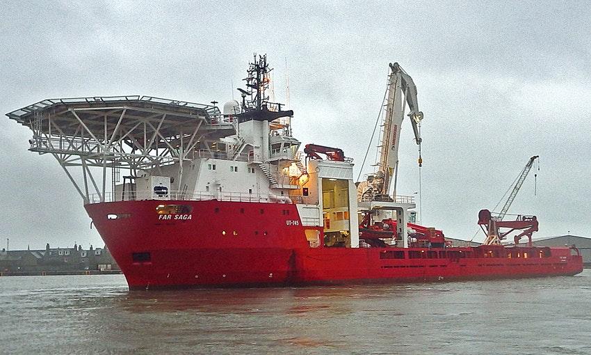 Solstad Offshore se adjudicó dos nuevos contratos