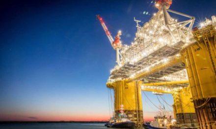 Shell ha transportado trabajadores desde una plataforma del Golfo por coronavirus
