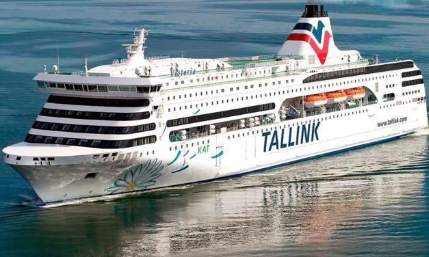Tallink obtendrá un préstamo de 100 millones de euros por parte del Gobierno de Estonia