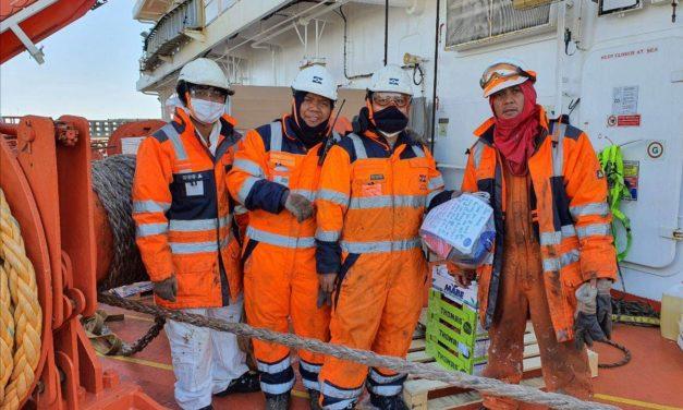 Las auditorías de gestión de la seguridad de DNV se centran en el bienestar de la tripulación