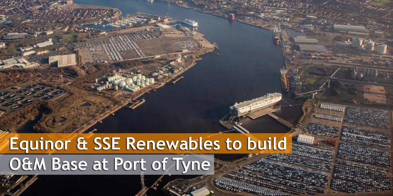 Ya fue seleccionada la base para el mayor parque eólico marino del mundo