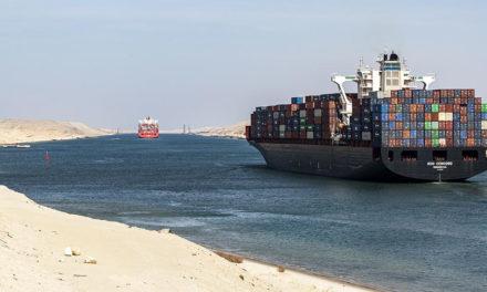 Las líneas navieras que usan la ruta más barata del Cabo de Buena Esperanza le costará 10 millones de dólares de perdidas al Canal de Suez