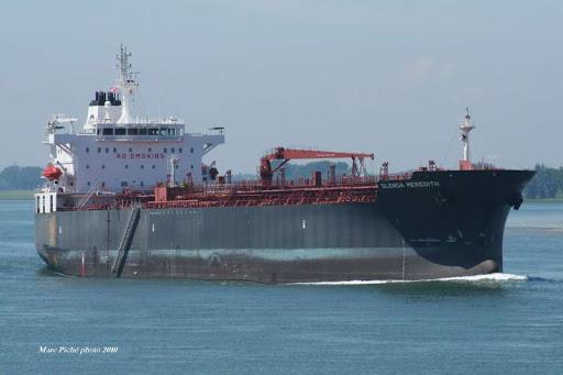 D'Amico y Glencore han vendido el buque tanquero Glenda Meredith