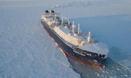 ABB proporciona diagnósticos remotos 24/7 al buque tanquero de GNL pionero de Sovcomflot