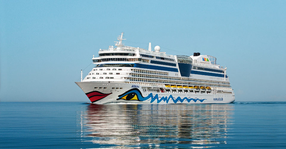 AIDA cancela todas las escalas en los puertos de EE.UU. y Canadá hasta finales de 2020