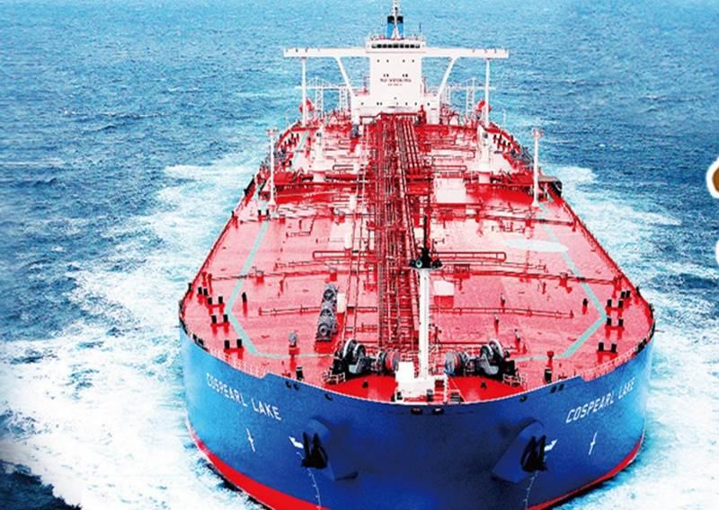 Cosco Shipping Energy Transportation absorberá las operaciones de Shanghai Tanker