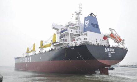 CSC Phoenix ha anunciado un plan para poner a la venta su buque de carga a granel Ling Hai