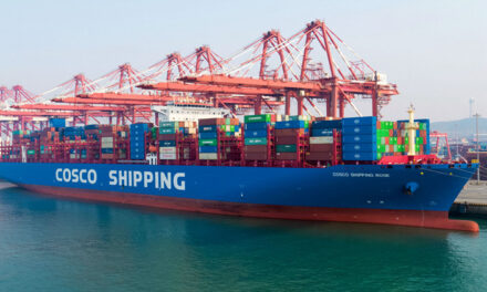 China Cosco Shipping ordena un trío de buques de GNL en Hudong Zhonghua