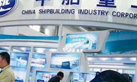 China State Shipbuilding Corporation y China Shipbuilding Industry Corporation están reorganizando su alta gerencia