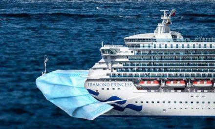 #Coronavirus: 40000 marinos siguen atrapados en cruceros en todo el mundo