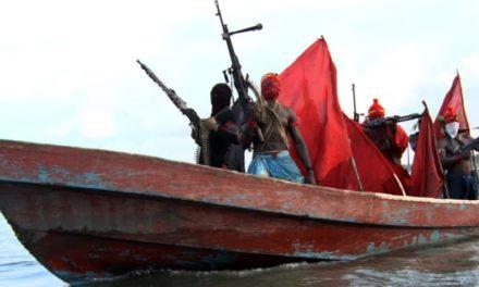 Crisis de piratería en el Golfo de Guinea: La industria pide a los gobiernos que adopten medidas eficaces