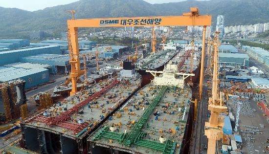 Daewoo Shipbuilding & Marine Engineering ha ganado un pedido de 748 millones de dólares para construir dos barcazas de gas natural licuado