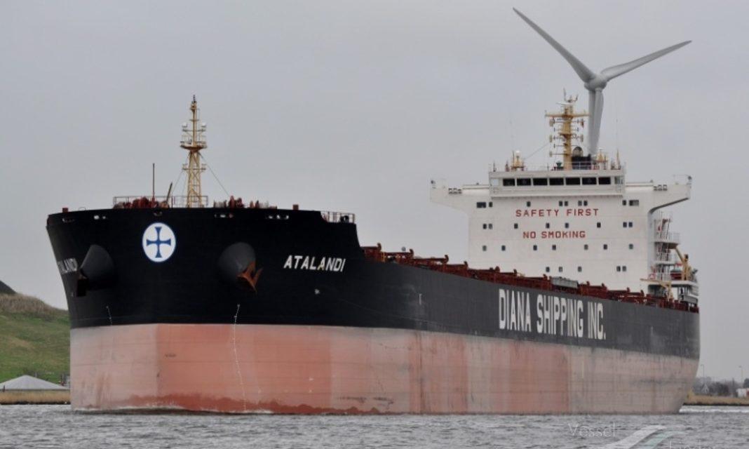Diana Shipping ha logrado negociar uno de sus buques a un alto precio…