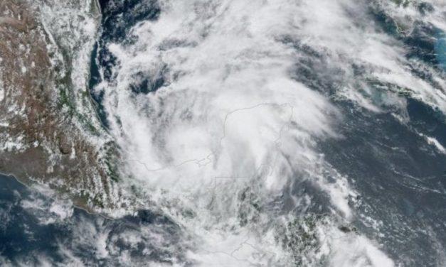 El Golfo de los EE.UU. es advertido por la tormenta tropical Cristóbal