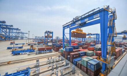 El Grupo Portuario de Shandong y el Puerto de Rizhao desarrollan conjuntamente negocios internacionales