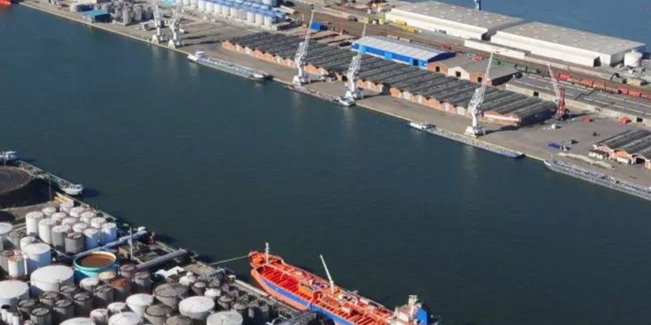 El Puerto de Amberes investiga el potencial de reducir a la mitad las emisiones de CO2 para el 2030