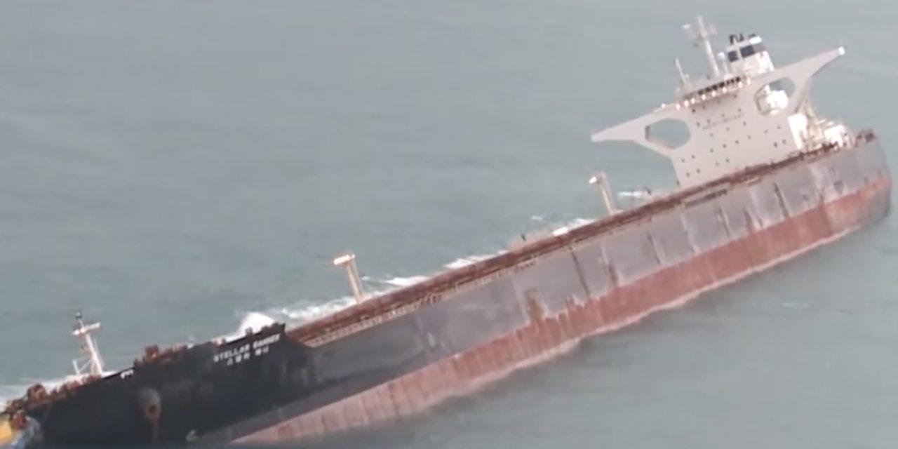 El buque Stellar Banners finalmente será hundido en la costa de Brasil
