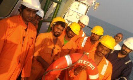 El cuerpo de la gente de mar de la India presiona para obtener gratificaciones, derechos de voto y otros planes de bienestar