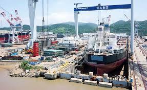 El nuevo astillero Zhoushan Ningshing Shipbuilding se establece en China