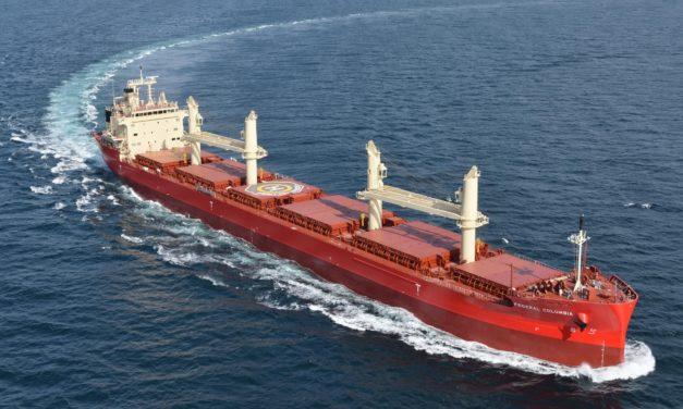 El operador de buques graneleros canadienses Fednav reestructura sus negocios