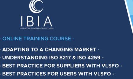 IBIA ofrece un curso de formación online sobre las mejores prácticas internacionales de bunkering