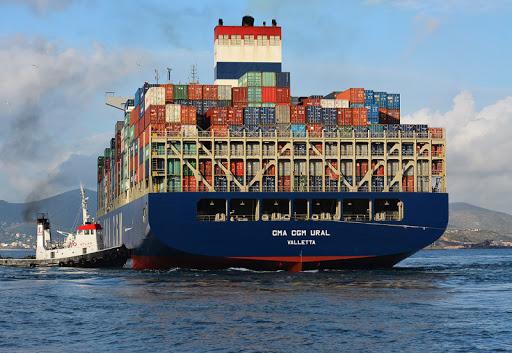 La terminal de la ICTSI da la bienvenida al mayor buque de contenedores de Melbourne
