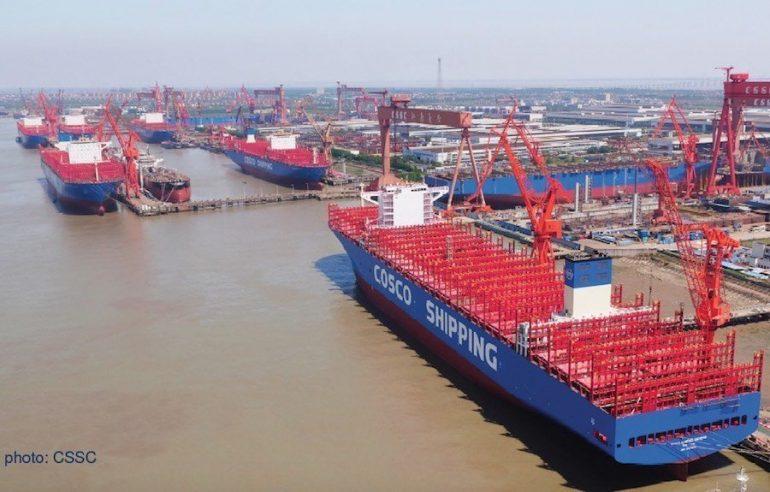 La Corporación Estatal de Construcción Naval de China nombra un nuevo presidente
