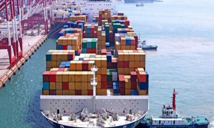 La flota de contenedores inactivos ha alcanzado un máximo histórico de 11,6%