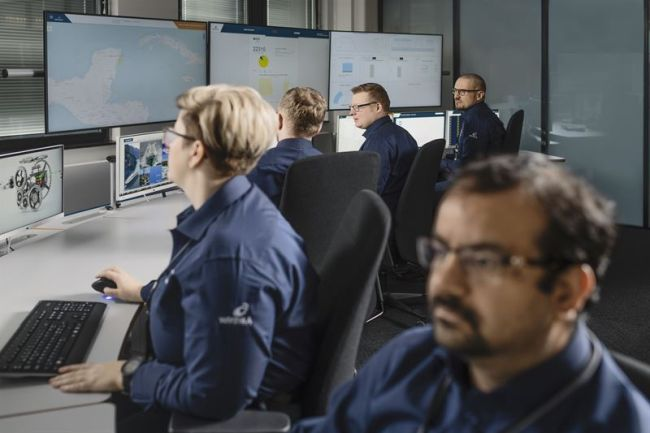 La solución de planificación de mantenimiento dinámica basada en datos de Wärtsilä optimiza el mantenimiento de los motores