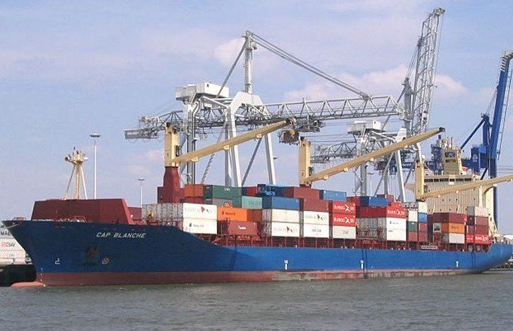 Los buques portacontenedores de la MPC señalan riesgo de bancarrota