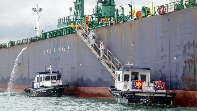 Los casos de cambio de tripulación en Singapur superan las 13.000 aprobaciones